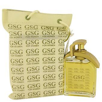 Gsg Eau DE Parfum Spray By Franescoa Gentiex 3.4 oz Eau DE Parfum Spray