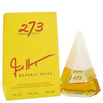 273 Eau De Parfum Spray By Fred Hayman 1 oz Eau De Parfum Spray