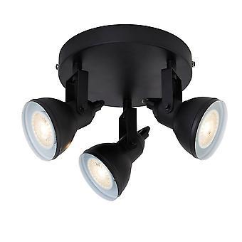 Searchlight Focus 3 Light Spotlight Disk - Sort