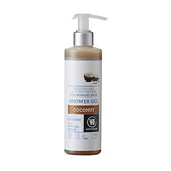Coconut Bath Gel 245 ml of gel