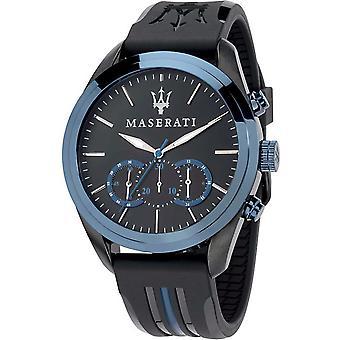 Mens Watch Maserati R8871612006, Quartz, 45mm, 10ATM