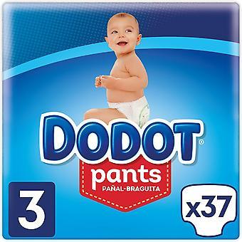 Dodot Pants Taille de Couche 3 avec 37 Unités