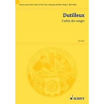 Dutilleux: L'Arbre des songes Study Score