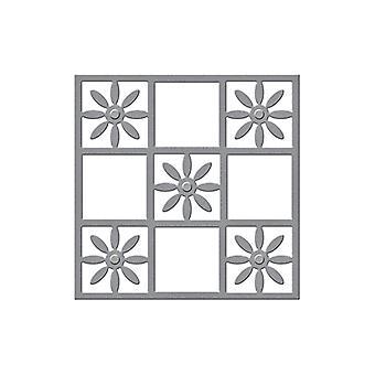 Spellbinders Cutting Dies - Flower Tile Celebrate the Day