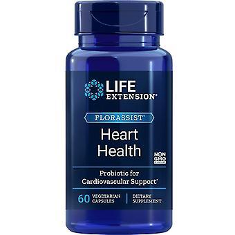 Estensione della vita Florassist Heart Health Vegicaps 60