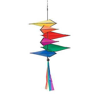 windgong حلزونية حلم الماسك 75 × 45 سم البوليستر