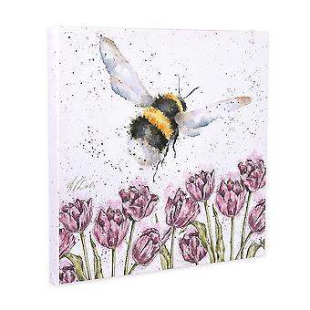 Wrendale Designs Bumblebee Canvas