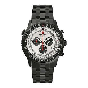 Swiss Alpine Military 7078.9172SAM Men's Watch Chronograph