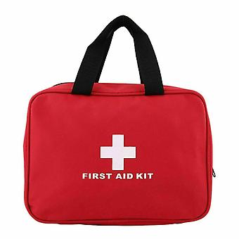 106 Pcs Medical Emergency First Aid Kit Bandage Bag