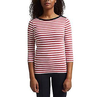 edc by Esprit 991CC1K302 T-Shirt, 665/Blush, XL Women
