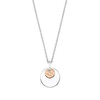 Liebe Halskette mit Anhänger für Frauen, Sterling Silber 925,