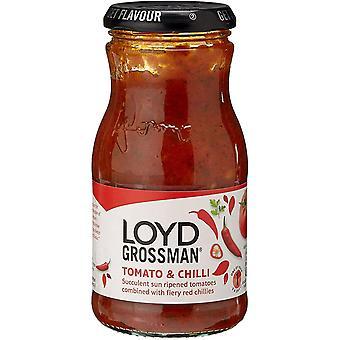 Loyd Grossman Tomato & Chilli Sauce 350g