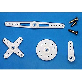 ES0803 Micro hoorn Set & schroeven