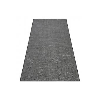 Rug SISAL FORT 36299094 grey plain color