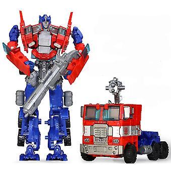 New Transformed Toys King Kong Deformation Robot Car Transformation God Of War 19cm ES11500