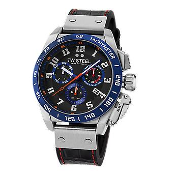 TW Steel TW1019 Fast Lane Petter Solberg Limited Edition Watch 46 mm