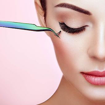 Professional Stainless Eyelashes Extension Tools Eyelashes Tweezers For Lashes |Eyelash Tweezers