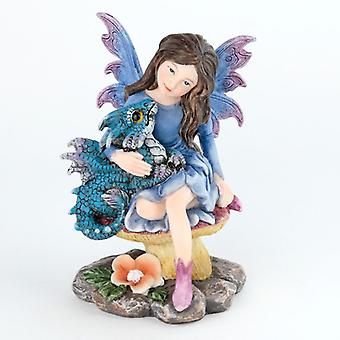 Woodland Spirit Fairy - Dragon Dreamer