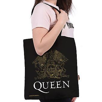 Queen Crest Tote Bag