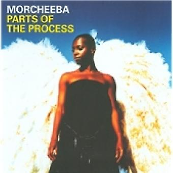 Morcheeba Teile der Prozess-CD