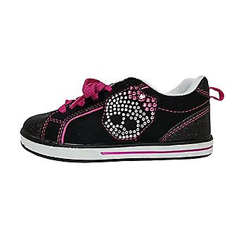 Monster High Girls Sparkle Stud Skate Shoes