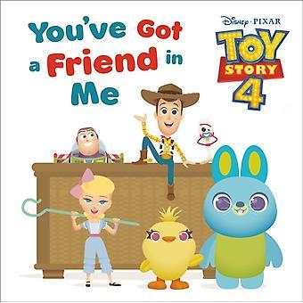 Youve Got a Friend in Me Disney und Pixar Toy Story 4 von Rh Disney
