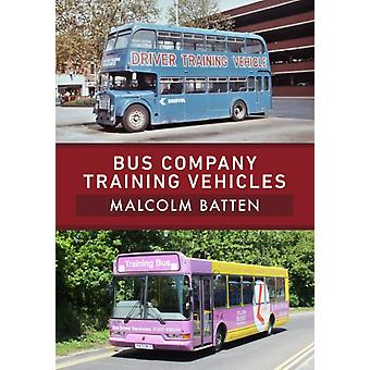 Bus Company Training Vehicles by Malcolm Batten