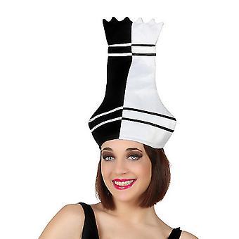 Cappello Scacchi pezzi Re