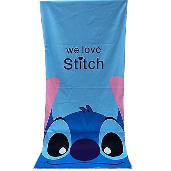 Disney congelato elsa e anna assorbente bagno asciugamano lilo punto nuoto telo mare telo microfibra casa bambini asciugamano