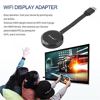 Wecast Miracast Hd 1080p Hdmi Wireless Wifi Display Adapter For Android Device