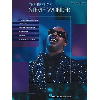 Lo mejor de Stevie Wonder