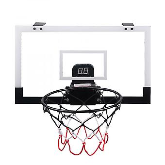 Electronic Scoring Double Basketball Board Parent-child Interaction Toys