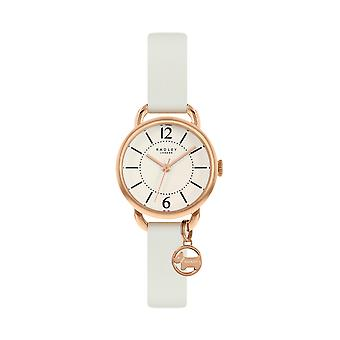 Radley Ry2984 White Dial Leather Strap Ladies Watch