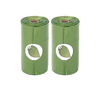 Pet Led Light Afbreekbare Kak zakken / afval zak dispenser