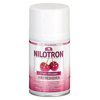 Nilodor Nilotron Deodorizing Air Freshener Cherry Blossom Scent - 7 oz