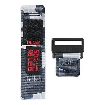 Samsung Galaxy Watch 46mm Active Strap Midnight Camo