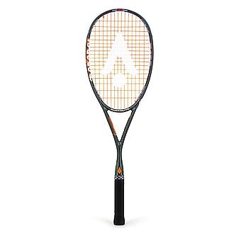 Karakal T-120 FF Squash Racket Superlite Schnelle Faser 120 Gramm Nano Gel Rahmen