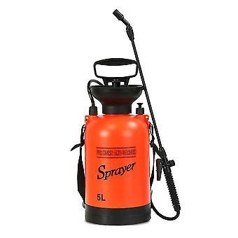 Sprinkler controls homemiyn pressure spray pot for watering disinfection 17x17x41cm 5l orange