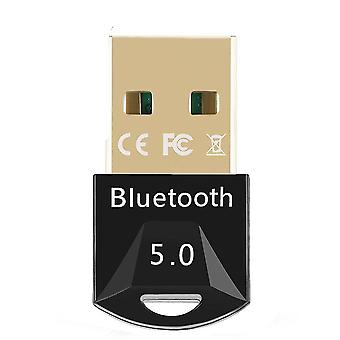 Audio video cable adapters couplers mini usb bluetooth transmitter receiver 5.0 Adapter dongle aptx wireless headphones pc music