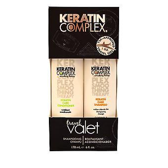 Keratin Complex Keratin Care Duo Shampoo and Conditioner