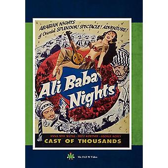 Ali Baba Nights: A.K.a Chun Chin Chow [DVD] USA import