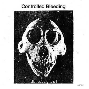 Saignement contrôlé - [Vinyl] USA importer des signaux de détresse