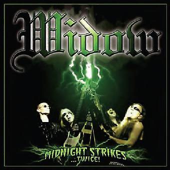 Widow - Midnight Strikes… Twice [CD] USA import