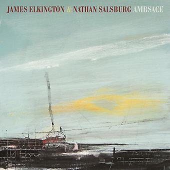 Elkington, James / Salsburg, Nathan - Ambsace [Vinyl] USA import