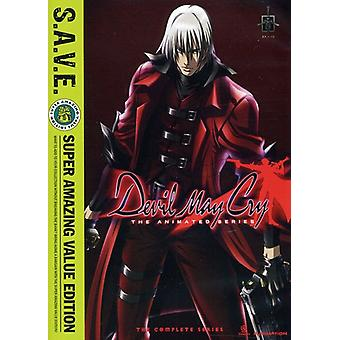 Devil May Cry - Devil May Cry: Complete serie S.a.V.E. [DVD] USA importeren