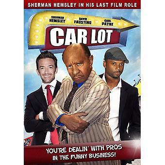 Car Lot [DVD] USA import