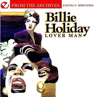 Billie Holiday - Liebhaber Mann aus dem Archiv [CD] USA import