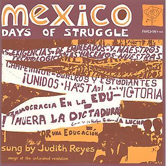 Judith Reyes - Mexico: Days of Struggle [CD] USA import