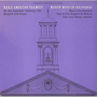 Salmodia americana temprana: La bahía Salmo libro-Cambri - salmodia americana temprana: importación de Estados Unidos el libro del Salmo de la bahía-Cambri [CD]