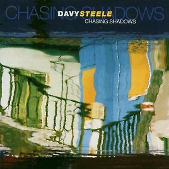 Davy Steele - Chasing Shadows [CD] USA import